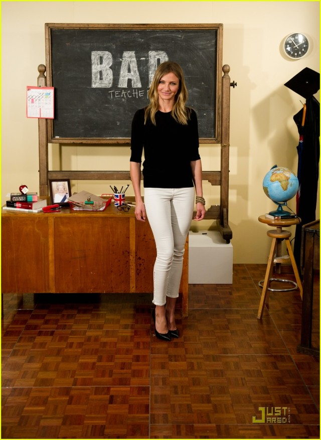 Bad Teacher Photocall - London