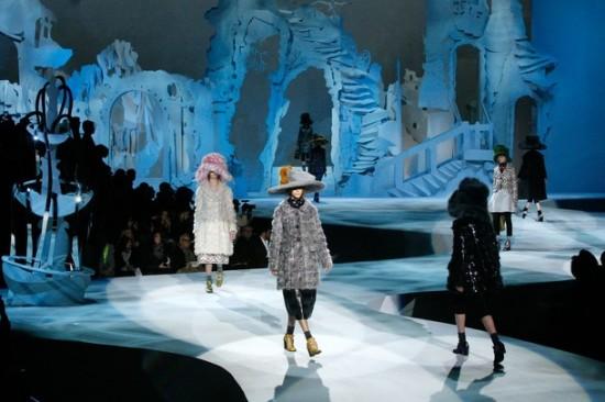 Marc Jacobs - Runway - Fall 2012 Mercedes-Benz Fashion Week