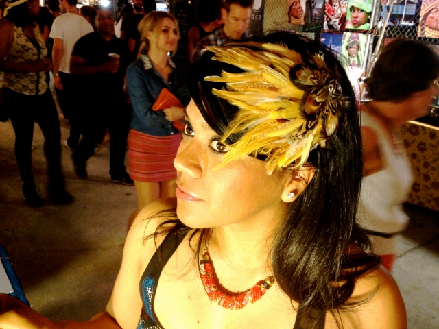 featherfascinator
