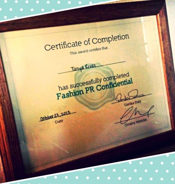 certificatefashionprcon